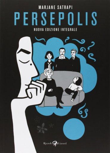 Persepolis-fumetto