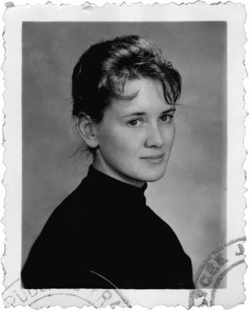 Annie Ernaux, l'année du Bac., en 1958
