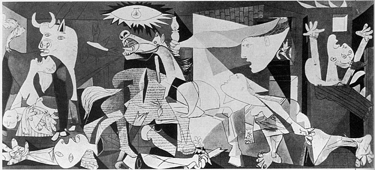 guernica_bw